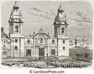 大聖堂, リマ
