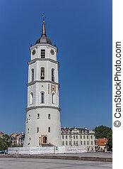 大聖堂, 鐘楼, vilnius