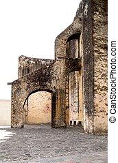 大聖堂, 飛び控え壁, cuernavaca