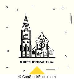 大聖堂, christchurch