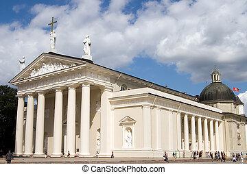 大聖堂, vilnius