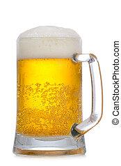 大袈裟な表情をしなさい, ビール