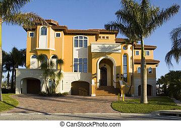 大邸宅, フロリダ