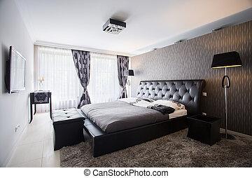 大邸宅, 排他的, 贅沢, 寝室