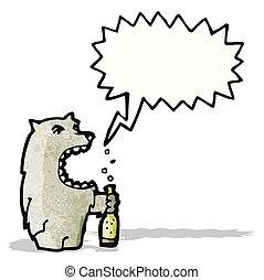 大, 坏, 狼, 卡通
