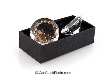 大, 鑽石
