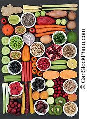 大, 食物, 健康, 彙整