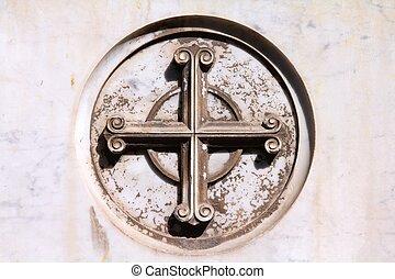 天主教徒十字路口