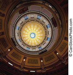 天井, の, ∥, 政府