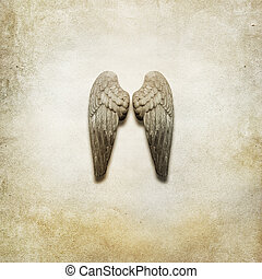 天使翼, 背景