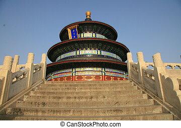 天国の寺院