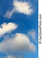 天国, 空, 曇り