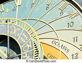 天文學, 鐘