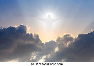 天空, christ