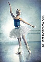 天鵝湖, 芭蕾舞
