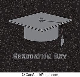 天, 畢業