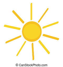 太阳, 图标