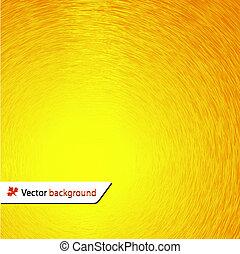 太陽の背景, ∥ために∥, あなたの, design., ベクトル, イラスト