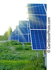 太陽能面板
