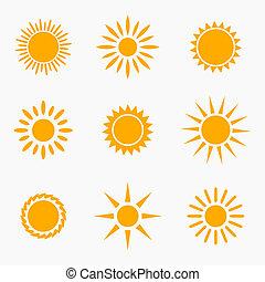 太陽, コレクション