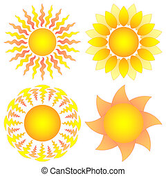 太陽 セット