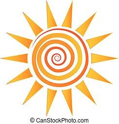 太陽, ロゴ
