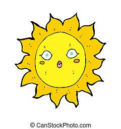 太陽, 漫画