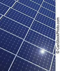 太陽, panels.