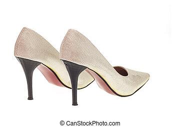 夫人, 時裝, 鞋子