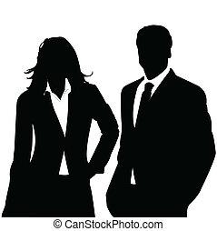 夫妇, 商业