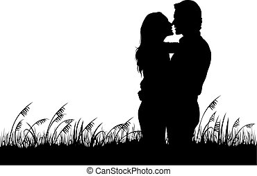 夫妇, 爱