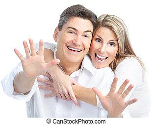 夫婦, 在愛過程中