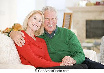 夫婦, 聖誕節, 成熟
