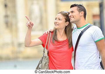夫婦, 觀光