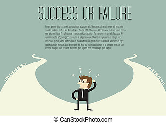 失敗, ∥あるいは∥, 成功