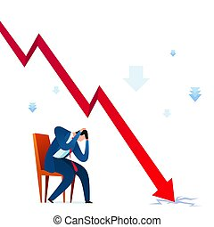 失敗, ストレス, ビジネス