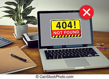 失敗, 404, 間違い, ない, 見いだされた, 問題, 警告