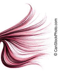 头发, 长期