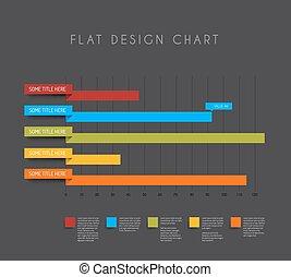 套間, 統計數字, 圓柱, 圖, 矢量, 設計