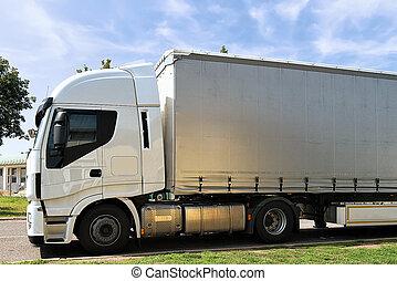奧地利, 卡車, 路