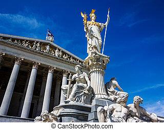 奧地利, 維也納, 議會