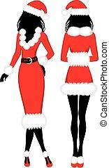 女の子, クリスマス