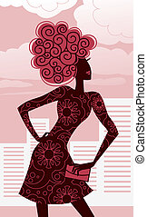女の子, ファッション