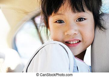 女の子, 中国語