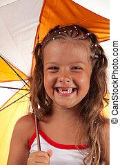 女の子, 保有物の傘