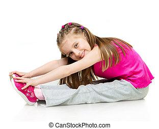 女孩, 体操運動員