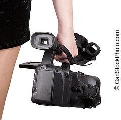 女性の保有物, ビデオカメラ