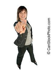 女性の指すこと, ∥で∥, 彼女, 指