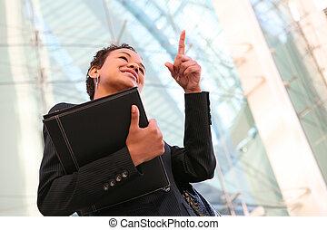女性ビジネス, アフリカ