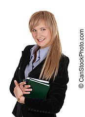 女性ビジネス, notepad.